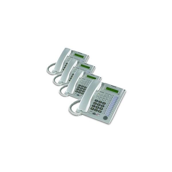 Panasonic-KX-T7731W (4 Pack) Speakerphone Telephone With LCD