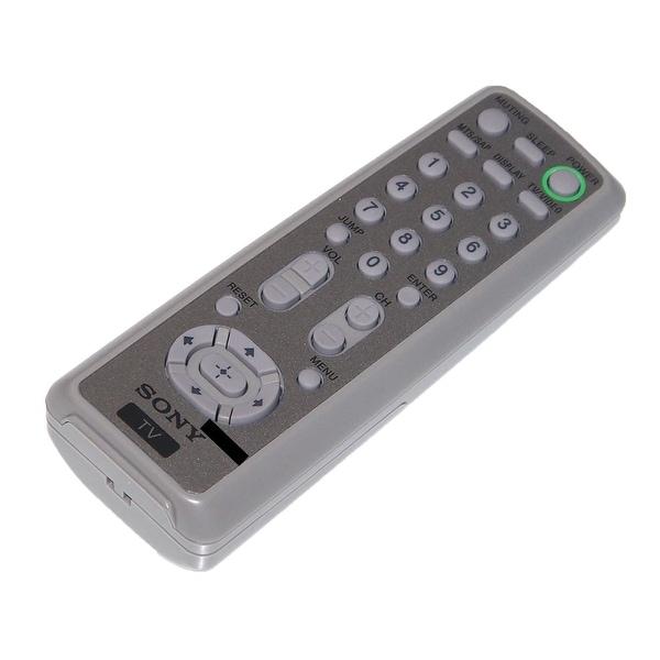 OEM NEW Sony Remote Control Originally Shipped With KV-13FS110, KV13FS110