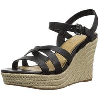 Splendid Women's Billie Wedge Sandal - 6.5