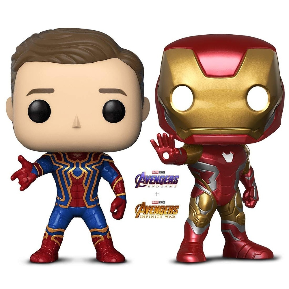 Funko Pop Marvel Avengers Infinity War Iron Spider Man Collectible Figure