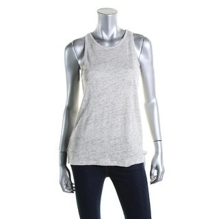 Alternative Apparel Womens Linen Scuba Tank Top - S/M
