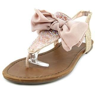 Material Girl Swan Women Open Toe Synthetic Pink Thong Sandal|https://ak1.ostkcdn.com/images/products/is/images/direct/9dbca1eee0a5b3561c338043adc50862c51a6d2f/Material-Girl-Swan-Women-Open-Toe-Synthetic-Pink-Thong-Sandal.jpg?impolicy=medium