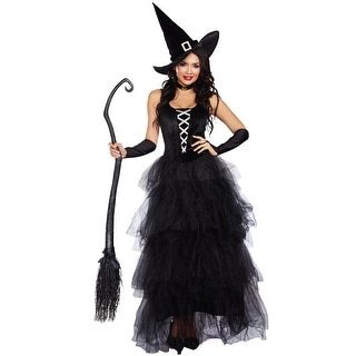 Dreamgirl Spellbound Adult Costume - Black