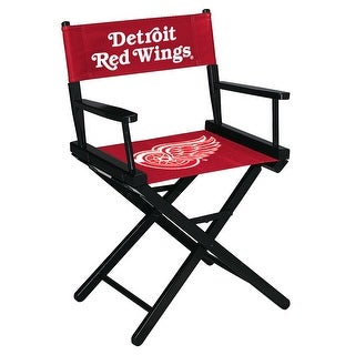 Directors Chair -Table Height - NHL- Detroit Redwings
