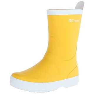 Tretorn Mens Wings Rubber Mid-Calf Rain Boots