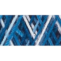 Shades Of Blue - Aunt Lydia's Classic Crochet Thread Size 10