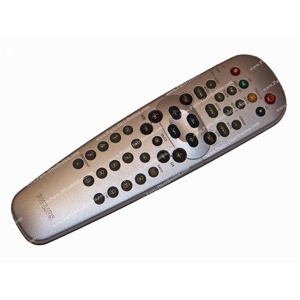OEM Philips Remote Control Originally Supplied With: 17PF994599, 20PF7835, 20PF8946, 23FW99, 23FW9955, 23FW9955/35