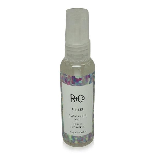 R+CO Tinsel Smoothing Oil 2.1 Fl Oz