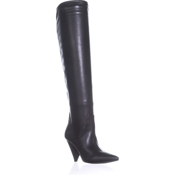 Indigo Rd. Fayen2 Pull On Over The Knee Boots, Black - 9.5 us