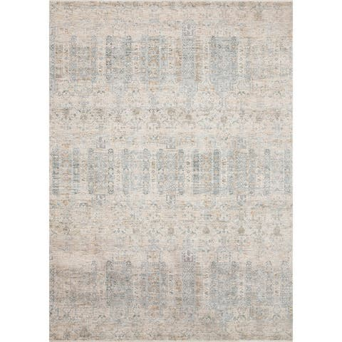 Alexander Home Malina Distressed Traditional Tribal Persian Rug