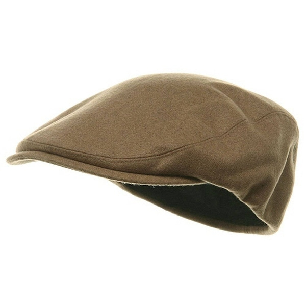 Shop MG Men s Wool Ivy Newsboy Cap Hat - Free Shipping On Orders Over  45 -  Overstock.com - 20669784 55a564e2692