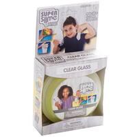 Clear Glass Super Slime