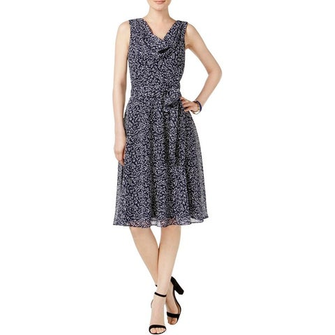 Jessica Howard Womens Juniors Party Dress Special Occasion Knee-Length