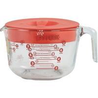 World Kitchen/Ekco 8Cup Measuring Cup 1055161 Unit: EACH