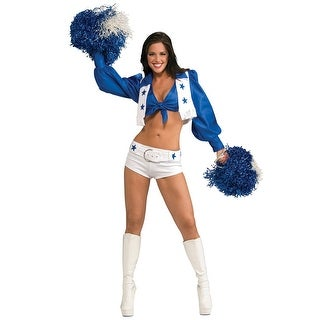 Dallas Cowboys Cheerleader Costume
