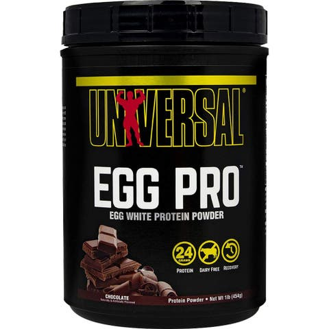 Universal Nutrition Egg Pro Dietary Supplement - 13 Servings - Chocolate - 13 Servings
