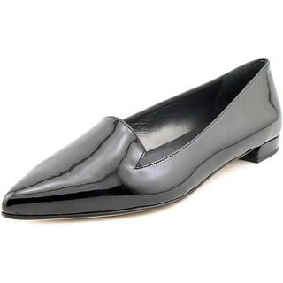 Stuart Weitzman Rialto Pointed Toe Synthetic Flats