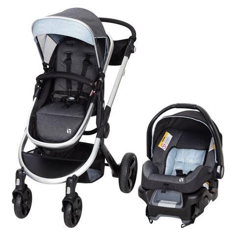 Baby Trend Go Gear Espy 35 Travel System,Blue Spectrum - Single Stroller