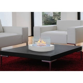 Anywhere Fireplace 90204 Contemporary White Lexington Table Top