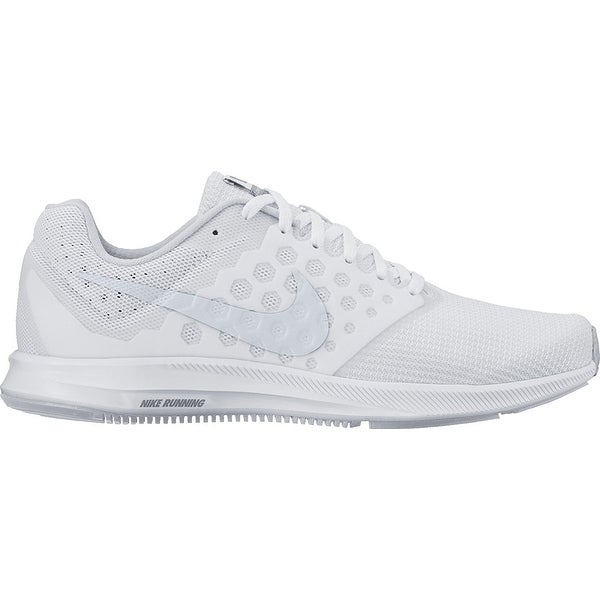 Shop Nike Downshifter 7 branco/Pure sapatos Platinum Feminino Running sapatos branco/Pure 453da9