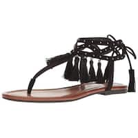 Jessica Simpson Womens kamel Open Toe Casual Slide Sandals