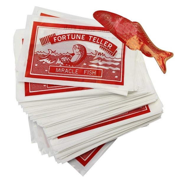 Shop 144 Fortune Teller Miracle Fish - Fortune Telling Fish - Free