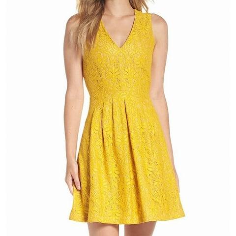 7e9f79287e Yellow, Nylon Dresses | Find Great Women's Clothing Deals Shopping ...