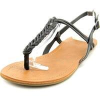 Roxy Womens Bhutan Split Toe Beach T-Strap Sandals