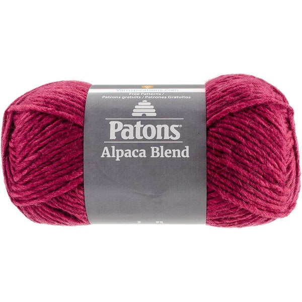 Patons Alpaca Natural Blends Yarn