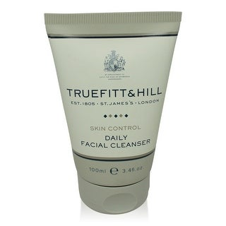 Truefitt & Hill Skin Control Daily Facial Cleanser - 100ml/3.4Oz
