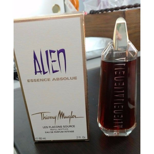 Shop Thierry Mugler Alien Essence Absolue Womens 2 Ounce Eau De