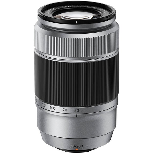Fujifilm XC 50-230mm f/4.5-6.7 OIS II Lens (Silver) (International Model)