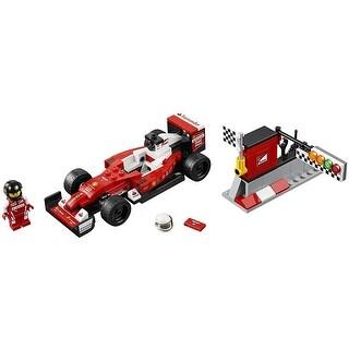 LEGO Speed Champions Scuderia Ferrari SF16-H Construction Set 75879 - Multi