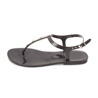 BCBGeneration Womens BG-STRAZZ Open Toe Casual Ankle Strap Sandals - 6