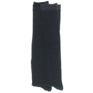 Anne Klein Womens 2PK Herringbone Knee Socks - o/s