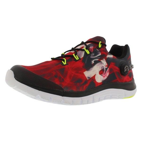 Reebok Zpump Fusion Flame Running Men's Shoes - 11.5 d(m) us