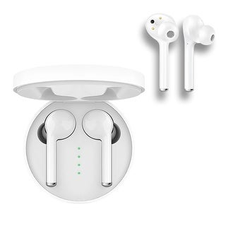 Link to BEAM Buds Pro+ True Fit Universal Wireless Headphone EarBuds by Indigi® BT 5.0 Sync, Magnetic Charging Case, Noise Cancelling Similar Items in Cell Phone Accessories