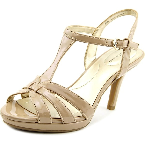 Bandolino Seloop Women Open Toe Synthetic Sandals