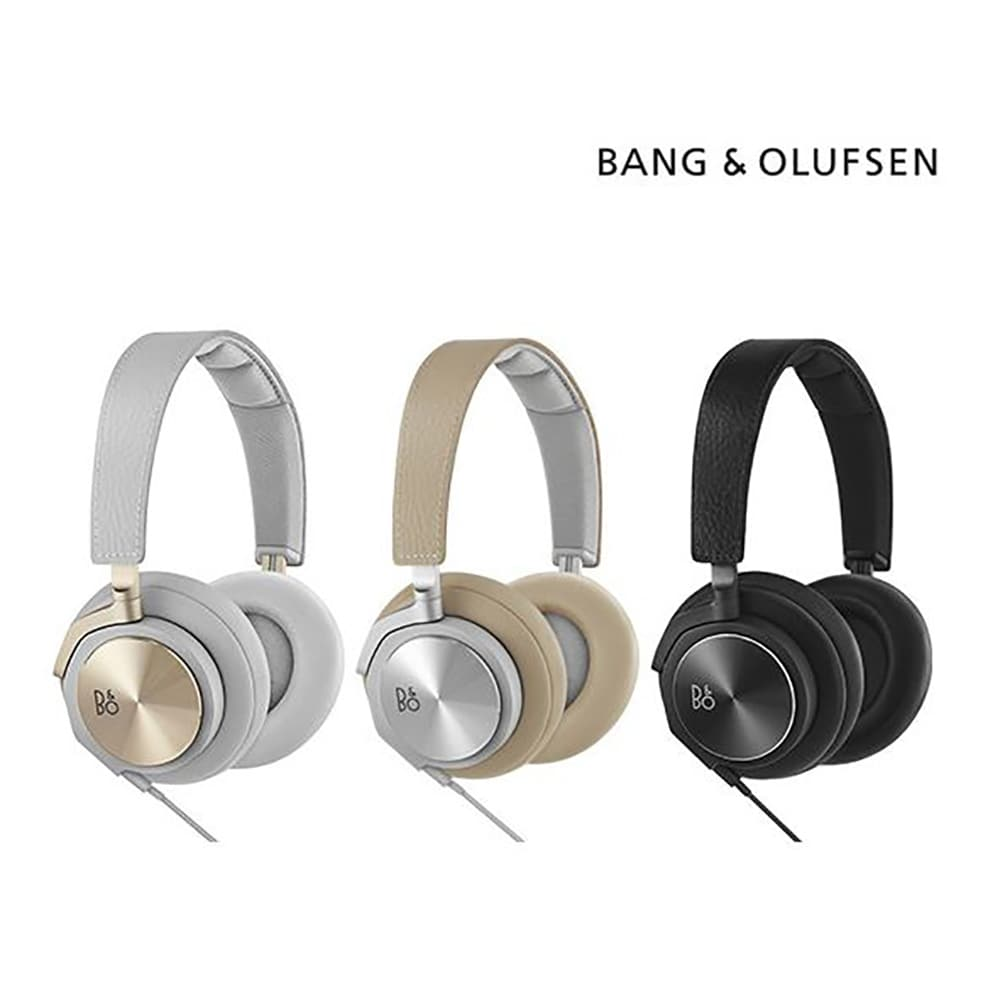 B&O PLAY by Bang & Olufsen BeoPlay H6 Over-Ear Headphones 2nd Generation - Thumbnail 0