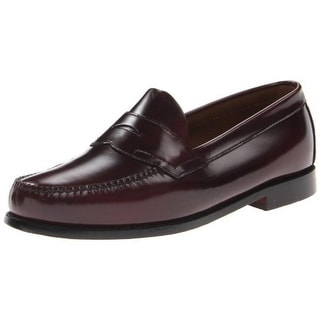 Weejuns Mens Logan Leather Penny Loafers - 11.5