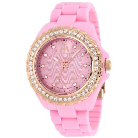 Jivago Women's Cherie Pink Dial Watch - JV8216