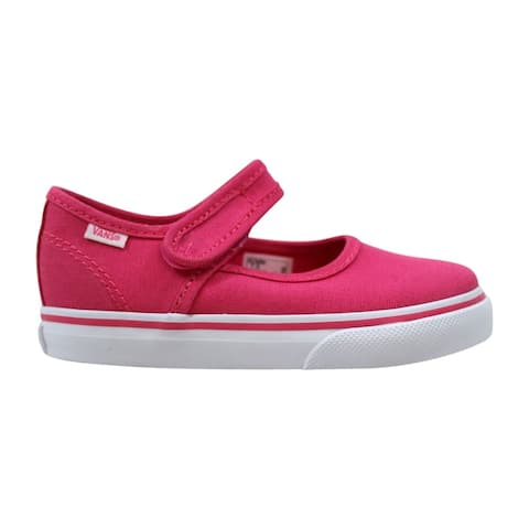 Vans Mary Jane Hot Pink Hot Pink/True White VN0A3MTX80A Toddler