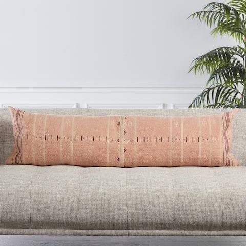 Aziza Tribal Lumbar Pillow