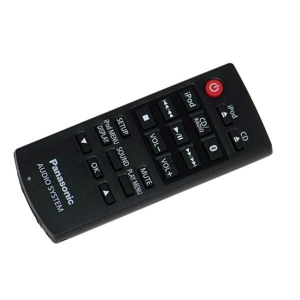 OEM Panasonic Remote Control: SAHC38, SA-HC38, SAHC58, SA-HC58, SCHC38, SC-HC38, SCHC58, SC-HC58