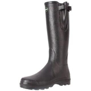 Le Chameau Womens Vierzon Lady II Rubber Waterproof Rain Boots