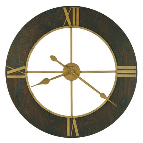 Howard Miller Chasum Gallery Wall Clock