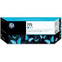 HP 772 300-ml Cyan DesignJet Ink Cartridge (Single Pack) Ink Cartridge