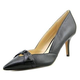 Nine West Kelda Women Pointed Toe Leather Heels