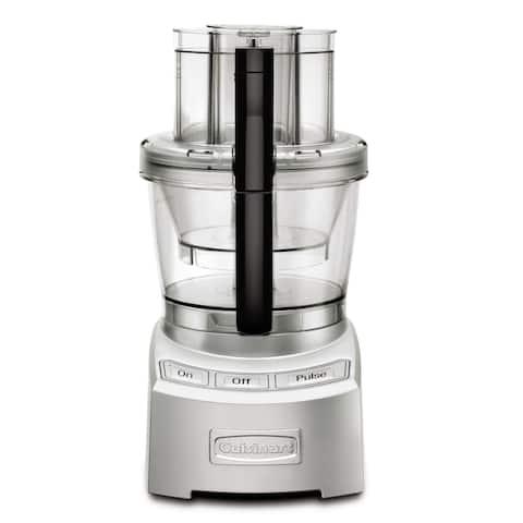 Cuisinart FP-12DCN Elite Collection 2.0 12-Cup Food Processor, Die Cast