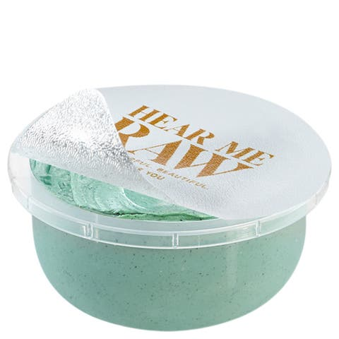 HEAR ME RAW The Clarifier With French Green Clay+ Refill Pod 75 ml - 2.5 fl Oz..